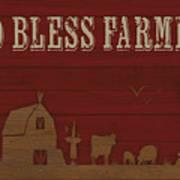 Farm Life-jp3220 Art Print
