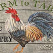 Farm Life-jp3239 Art Print
