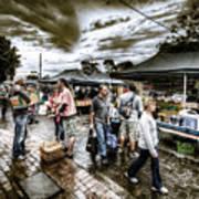 Farmer's Market 3 Art Print
