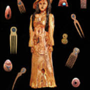 Fashion Jewellery  Art Print
