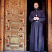 Father Alexander Art Print