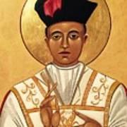 Father Augustus Tolton Art Print