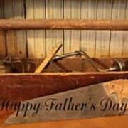 Fathers Day Art Print