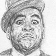 Fats Waller Art Print
