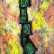 Faux Tile Two Art Print