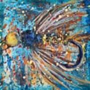 Favorite Flies 1 Art Print