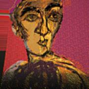 Fayoum Portrait II Art Print