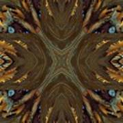 Feather Grace Art Print