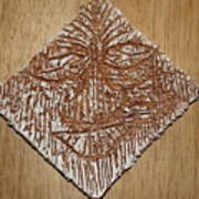 Feel - Tile Art Print
