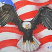 Feeling Patriotic Art Print