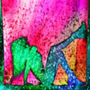 Feelings Explosion V3 Art Print