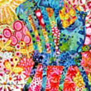 Feline By Design Art Print