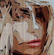 Female Expressions Xx Art Print