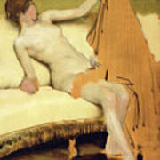 Female Nude Art Print