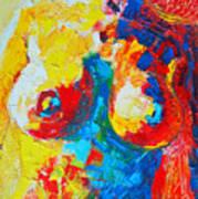 Female Torso Art Print