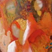 Feminine Energy Art Print