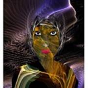 Femme Du Centaure Art Print