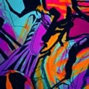Femme-fatale-12 Art Print