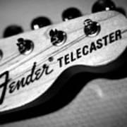 Fender Telecaster Art Print