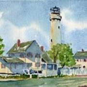 Fenwick Island Lighthouse Art Print