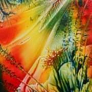 Fern Grotto Art Print