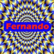 Fernando Art Print