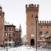 Ferrara Art Print by Andre Goncalves