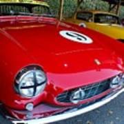 Ferrari 250 Gt Boano Art Print