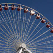 Ferris Wheel IIi Art Print