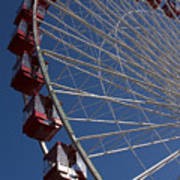 Ferris Wheel Iv Art Print