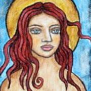 Fidelia Art Print