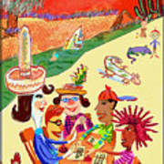 Field Trip Art Print