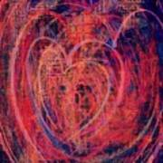 Fiesta De Amor Art Print