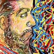 Fifteen Minute Beard Art Print