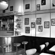 Fifties Diner Art Print