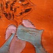 Fifties Gal - Tile Art Print