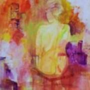 Figure Study 019 Art Print