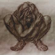 Figure.03 Art Print
