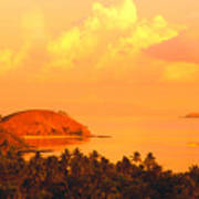 Fiji Mana Island Art Print