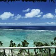 Fiji, Wakaya Island Art Print