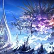 Final Fantasy Xiv A Realm Reborn Art Print