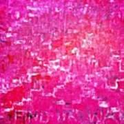 Find Ur Way Art Print