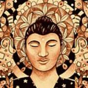 Finding Peace 4 Art Print
