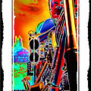 Fine Art Chopper I Art Print