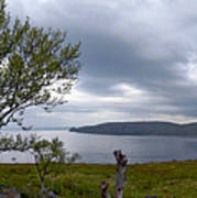 Finnmark Panorama Art Print