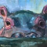 Fionahippo Art Print
