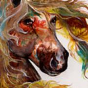Fire Agate Art Print