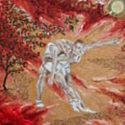 Fire- The Power Of Love Art Print