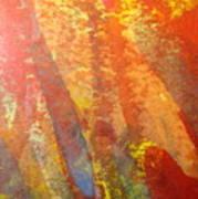 Firedance Art Print