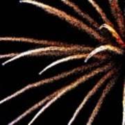 Fireworks 103 Art Print
